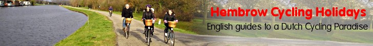 Netherlands Cycling Holiday